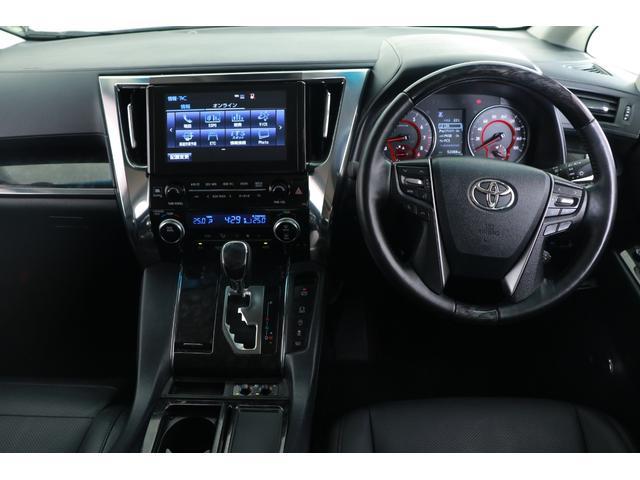 3.5Z G 4WD メーカーSDナビ フルセグ 後席フリップダウンモニター Bモニター 本革 BSM JBLスピーカー TSS(6枚目)