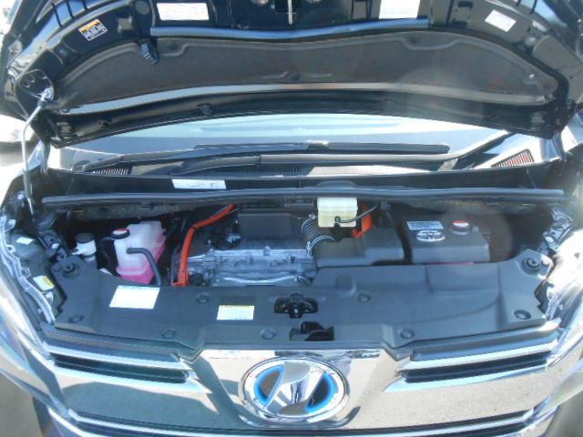 トヨタ ヴェルファイアハイブリッド X 4WD 両側パワースライドドア