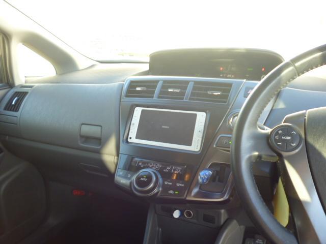S チューン ブラック ハイブリッドカー ETC キーフリー フォグランプ フロアマットサイドバイザー ステアリングスイッチ(15枚目)