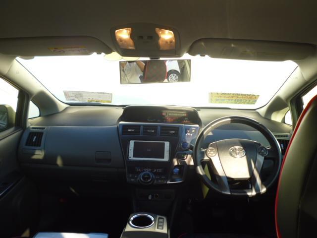 S チューン ブラック ハイブリッドカー ETC キーフリー フォグランプ フロアマットサイドバイザー ステアリングスイッチ(20枚目)