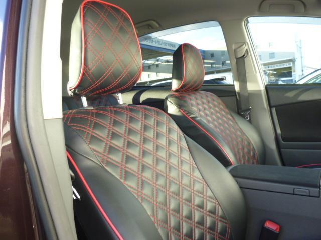 S チューン ブラック ハイブリッドカー ETC キーフリー フォグランプ フロアマットサイドバイザー ステアリングスイッチ(22枚目)