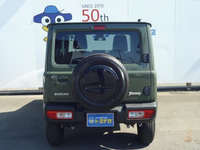 XL 4AT 4WD ジャングルグリーン シートヒーター キーフリー 新品ナビTV付き(3枚目)