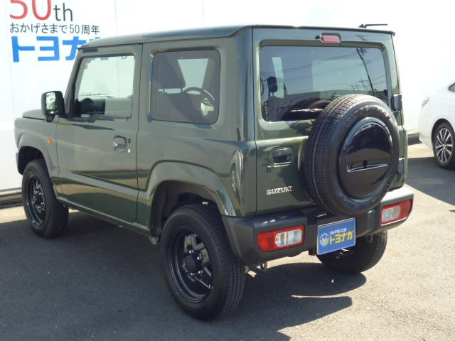XL 4AT 4WD ジャングルグリーン シートヒーター キーフリー 新品ナビTV付き(6枚目)