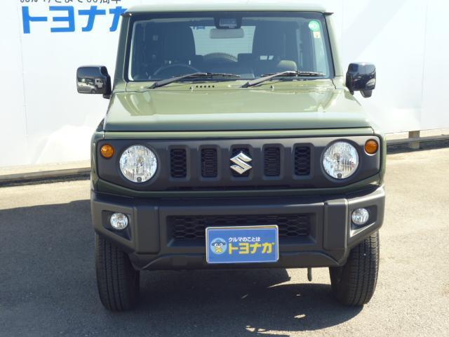 XL 4AT 4WD ジャングルグリーン シートヒーター キーフリー 新品ナビTV付き(7枚目)