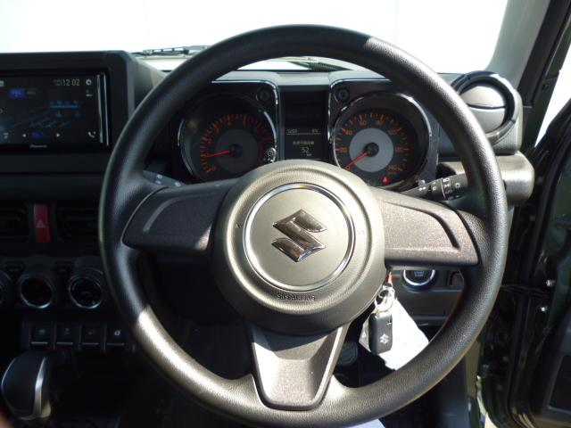 XL 4AT 4WD ジャングルグリーン シートヒーター キーフリー 新品ナビTV付き(9枚目)