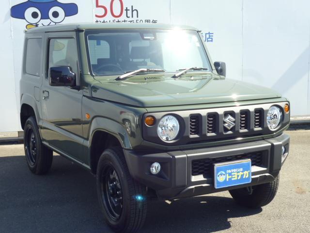 XL 4AT 4WD ジャングルグリーン シートヒーター キーフリー 新品ナビTV付き(13枚目)