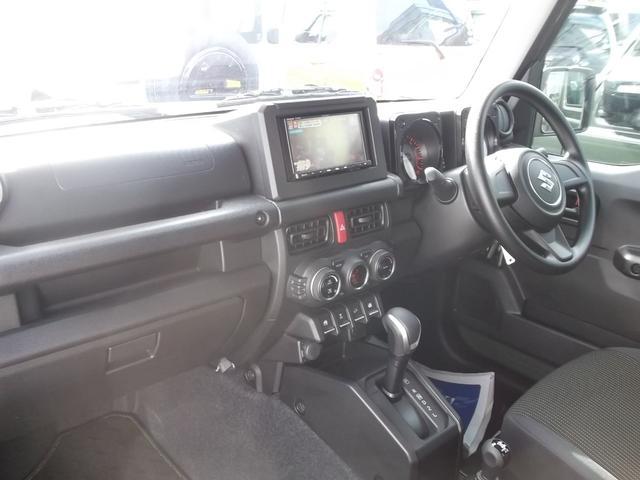 XL 4AT 4WD ジャングルグリーン シートヒーター キーフリー 新品ナビTV付き(28枚目)