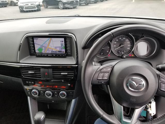 XD 7インチメモリーナビフルセグTV前方衝突回避軽減ブレーキディスチャージヘッドライトクルーズコントロールバックカメラETC19インチ純正アルミホイールパーキングセンサー車検整備付き(5枚目)