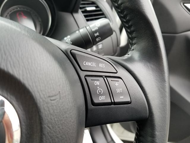 XD 7インチメモリーナビフルセグTV前方衝突回避軽減ブレーキディスチャージヘッドライトクルーズコントロールバックカメラETC19インチ純正アルミホイールパーキングセンサー車検整備付き(18枚目)