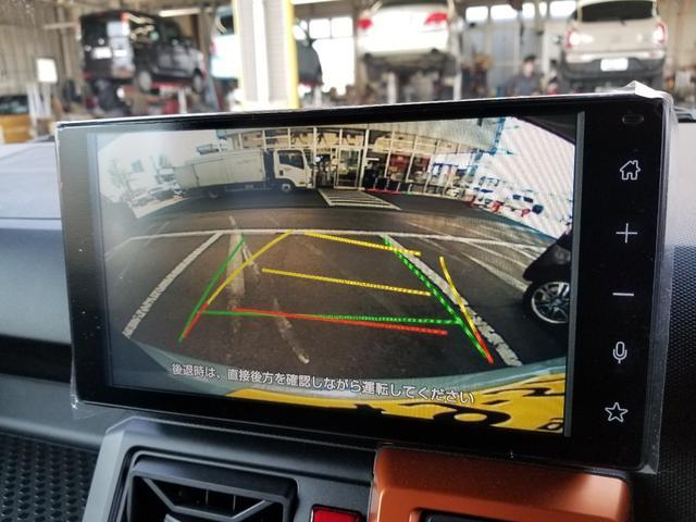 G 純正9インチディスプレイオーディオスマートアシストバックカメラLEDヘッドライトLEDフォグライト運転席助手席シートヒーター前後コーナーセンサースカイルーフBluetoothオーディオルーフレール(6枚目)