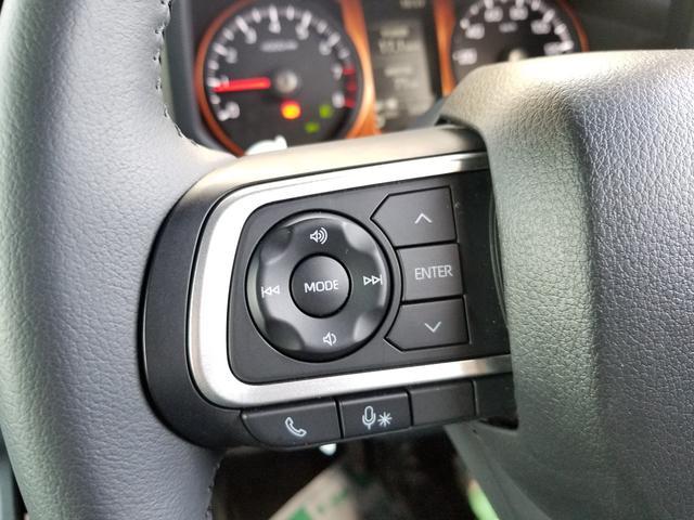 G 純正9インチディスプレイオーディオスマートアシストバックカメラLEDヘッドライトLEDフォグライト運転席助手席シートヒーター前後コーナーセンサースカイルーフBluetoothオーディオルーフレール(23枚目)