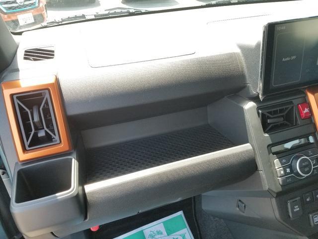 G 純正9インチディスプレイオーディオスマートアシストバックカメラLEDヘッドライトLEDフォグライト運転席助手席シートヒーター前後コーナーセンサースカイルーフBluetoothオーディオルーフレール(27枚目)