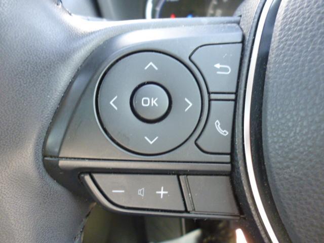 ハイブリッドG TRDエアロパーツ レザーシート クルーズコントロール パワーバックドア シートヒーター バックカメラ 純正9インチSDナビゲーション LEDヘッドライト キーフリー パワーシート(17枚目)