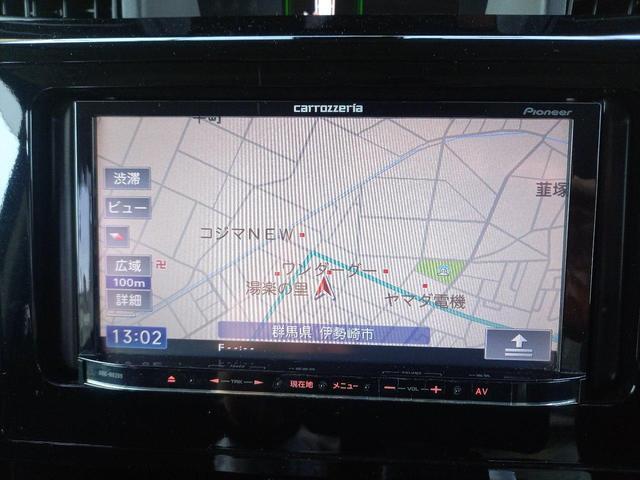 ワンオーナースマートアシシトIIカロッツエリア7インチSDナビフルセグTVETCバックカメラDVD再生可能LEDヘッドライト両側電動スライドアクルーズコントロールプッシュエンジンスタート車検整備付き(13枚目)