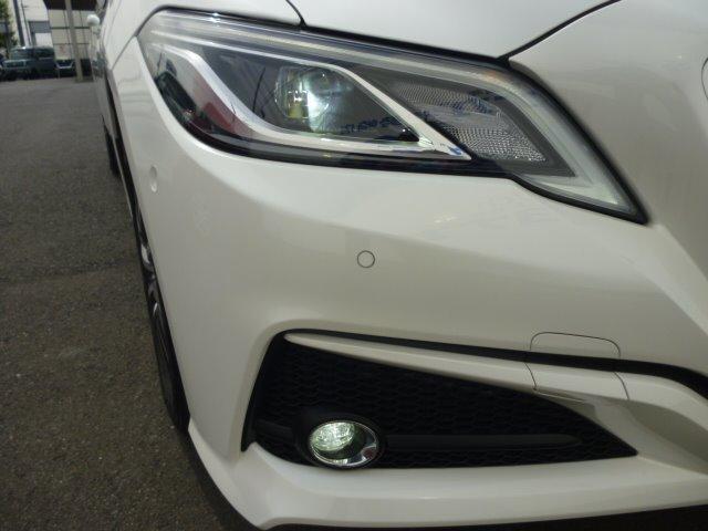 S Cパッケージ 純正ナビ フルセグ 全方位モニター ETC車載器 トヨタセーフティセンス ヘッドアップディスプレイ LEDヘッドライト パワーシート シートヒーター ステアリングヒーター 17インチアルミ(30枚目)