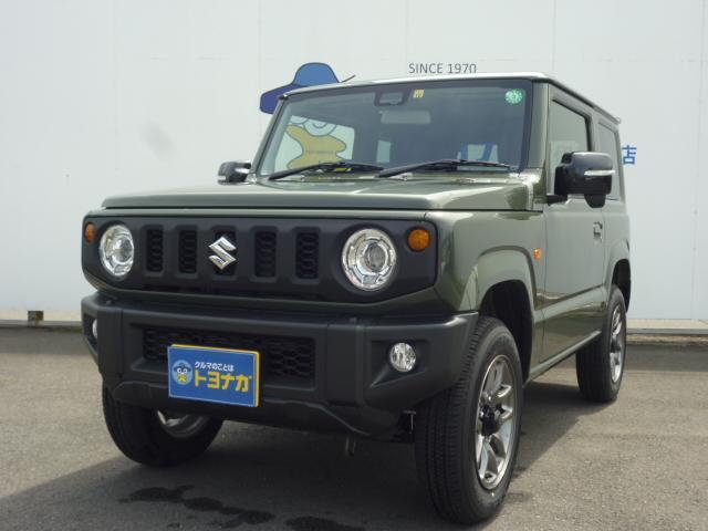 XC 8インチSDナビフルセグTVBluetoothパートタイム4WDオーディオデュアルセンサーブレーキサポートハイビームアシストLEDヘッドライトUVカットガラス誤発進抑制機能車線逸脱警報機能(2枚目)