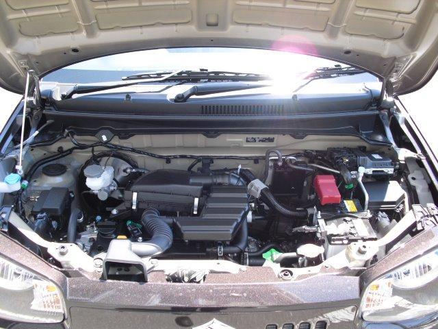 L 届出済未使用車 デュアルセンサーブレーキサポート 後退時ブレーキサポート 運転席シートヒーター アイドリングストップ スペアキー(28枚目)
