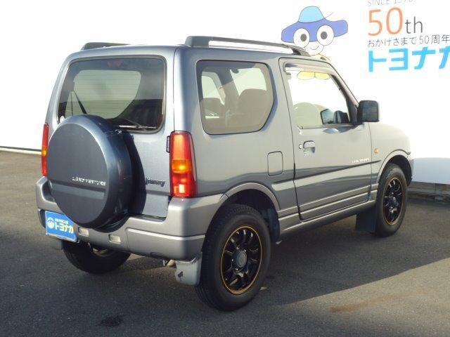 ランドベンチャー 特別仕様車 4WD ターボ キーレスエントリー フォグランプ 社外16インチアルミ 運転席シートヒーター ETC車載器 スペアキー(6枚目)