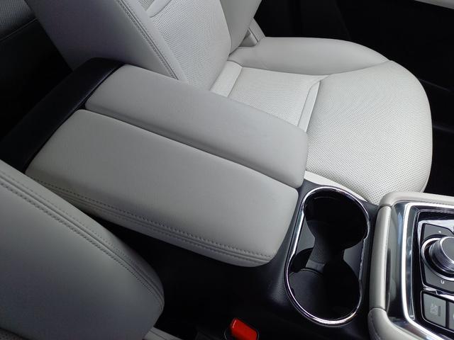 25T Lパッケージ 4WD マツダコネクトナビゲーション 360度ビューカメラ ホワイトレザーシート パワーバックドア LEDヘッドライト運転席助手席シートヒーターシートクーラースマートシティブレーキサポート(16枚目)