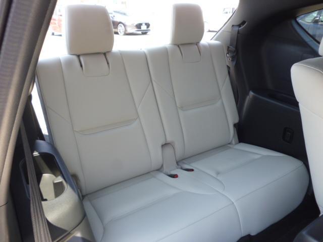 25T Lパッケージ 4WD マツダコネクトナビゲーション 360度ビューカメラ ホワイトレザーシート パワーバックドア LEDヘッドライト運転席助手席シートヒーターシートクーラースマートシティブレーキサポート(27枚目)