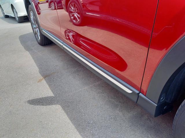 25T Lパッケージ 4WD マツダコネクトナビゲーション 360度ビューカメラ ホワイトレザーシート パワーバックドア LEDヘッドライト運転席助手席シートヒーターシートクーラースマートシティブレーキサポート(34枚目)