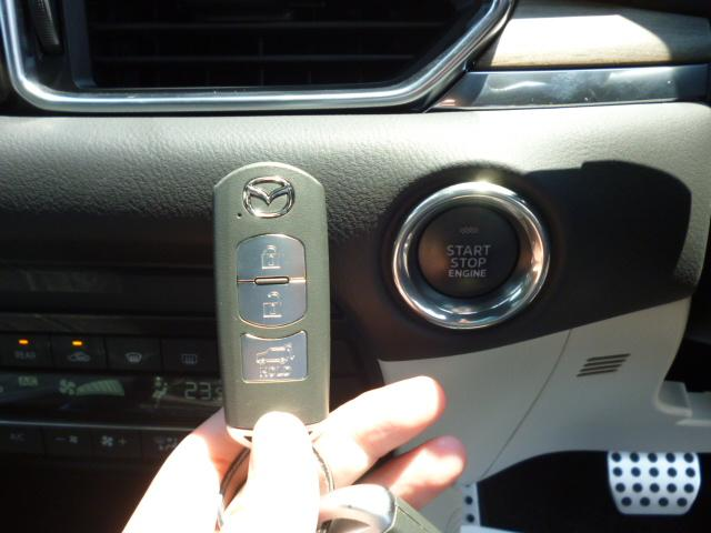 25T Lパッケージ 4WD マツダコネクトナビゲーション 360度ビューカメラ ホワイトレザーシート パワーバックドア LEDヘッドライト運転席助手席シートヒーターシートクーラースマートシティブレーキサポート(38枚目)