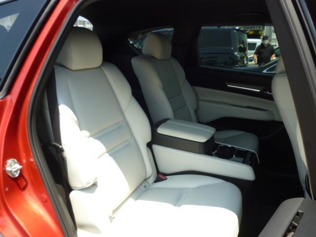 25T Lパッケージ 4WD マツダコネクトナビゲーション 360度ビューカメラ ホワイトレザーシート パワーバックドア LEDヘッドライト運転席助手席シートヒーターシートクーラースマートシティブレーキサポート(40枚目)