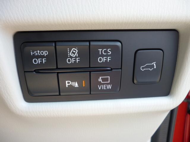 25T Lパッケージ 4WD マツダコネクトナビゲーション 360度ビューカメラ ホワイトレザーシート パワーバックドア LEDヘッドライト運転席助手席シートヒーターシートクーラースマートシティブレーキサポート(42枚目)