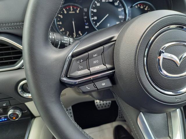 25T Lパッケージ 4WD マツダコネクトナビゲーション 360度ビューカメラ ホワイトレザーシート パワーバックドア LEDヘッドライト運転席助手席シートヒーターシートクーラースマートシティブレーキサポート(47枚目)