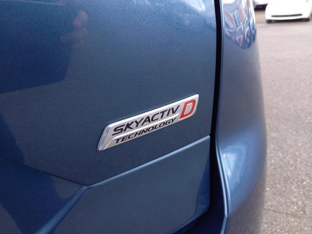 XD Lパッケージ レザーシート シートヒーター パワーバックドア ステアリングスイッチ アダプティブクルーズコントロール バックカメラ ETC フルオートエアコン パワーシート マツダコネクト(6枚目)