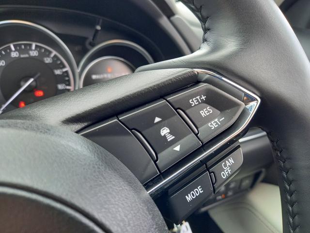 XD Lパッケージ レザーシート シートヒーター パワーバックドア ステアリングスイッチ アダプティブクルーズコントロール バックカメラ ETC フルオートエアコン パワーシート マツダコネクト(44枚目)
