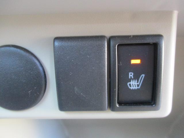 運転席シートヒーター付きです。