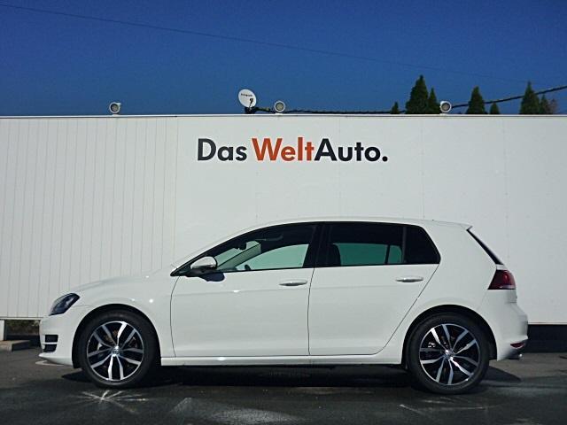 フォルクスワーゲン VW ゴルフ TSI Highline