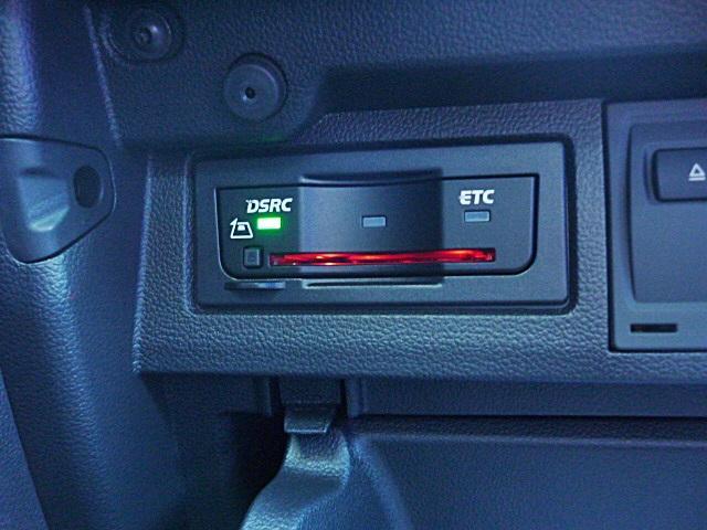 ETC装備で高速道路のご利用もラクラク