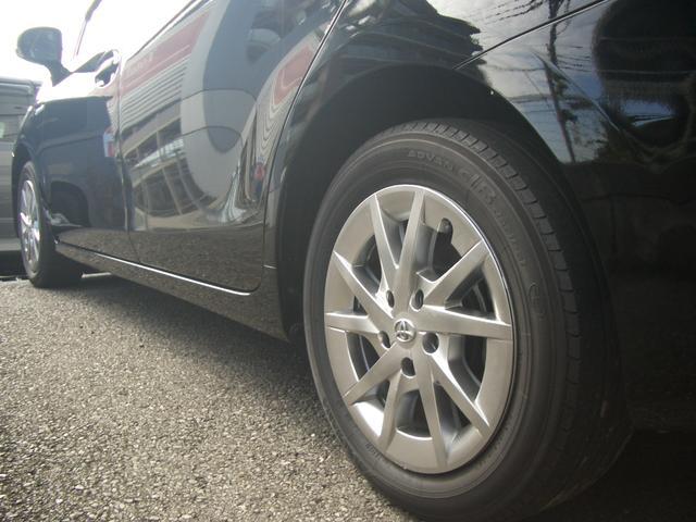 トヨタ プリウスアルファ S チューン ブラック ナビ