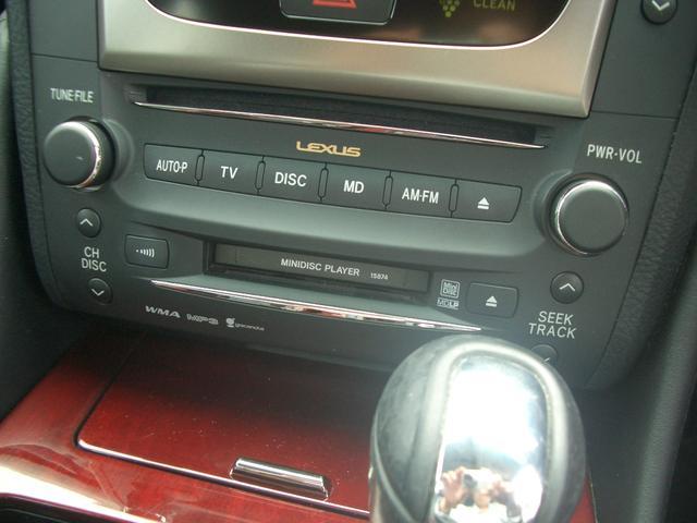 レクサス GS GS350 マルチ 黒レザー 1オーナー