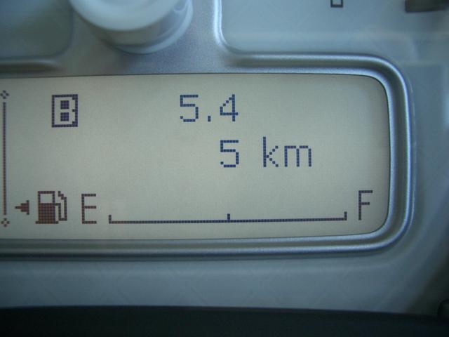 走行5キロ!