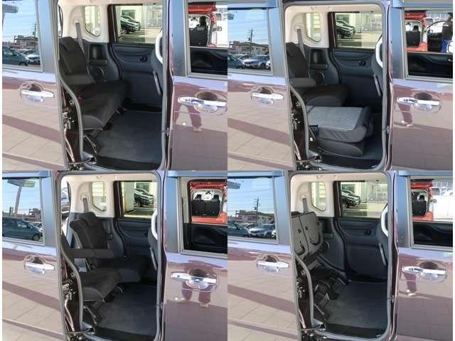 G ターボSSパッケージ ナビ・リヤカメラ・衝突軽減ブレーキ(12枚目)