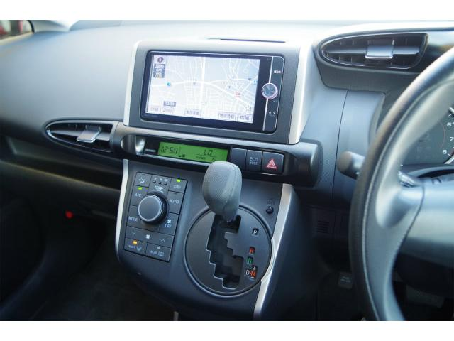 トヨタ ウィッシュ 1.8X 4WD 純正SDナビ フリップダウンモニター