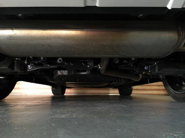 ハイブリッドG 4WD 禁煙車 ワンオーナー トヨタセーフティー TRDフルエアロ ルーフレール 黒革 パワーバックドア レーダークルーズ プリクラッシュ シートヒーター 置くだけ充電 ハンドルヒーター 車線逸脱警報(21枚目)