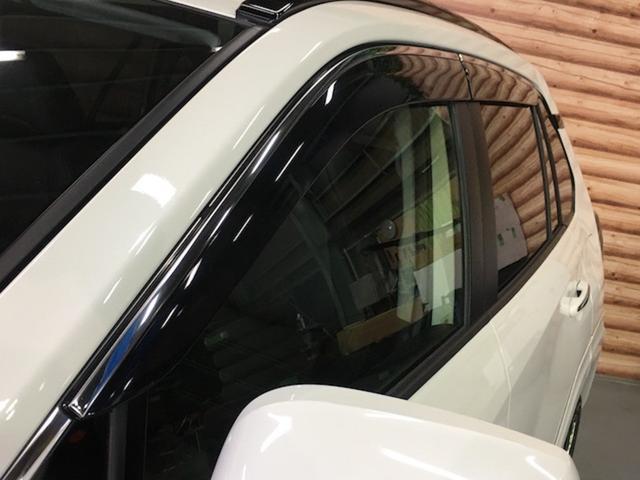 ハイブリッドG 4WD 禁煙車 ワンオーナー トヨタセーフティー TRDフルエアロ ルーフレール 黒革 パワーバックドア レーダークルーズ プリクラッシュ シートヒーター 置くだけ充電 ハンドルヒーター 車線逸脱警報(34枚目)
