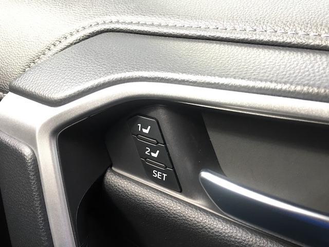 ハイブリッドG 4WD 禁煙車 ワンオーナー トヨタセーフティー TRDフルエアロ ルーフレール 黒革 パワーバックドア レーダークルーズ プリクラッシュ シートヒーター 置くだけ充電 ハンドルヒーター 車線逸脱警報(43枚目)