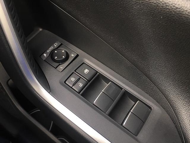 ハイブリッドG 4WD 禁煙車 ワンオーナー トヨタセーフティー TRDフルエアロ ルーフレール 黒革 パワーバックドア レーダークルーズ プリクラッシュ シートヒーター 置くだけ充電 ハンドルヒーター 車線逸脱警報(44枚目)