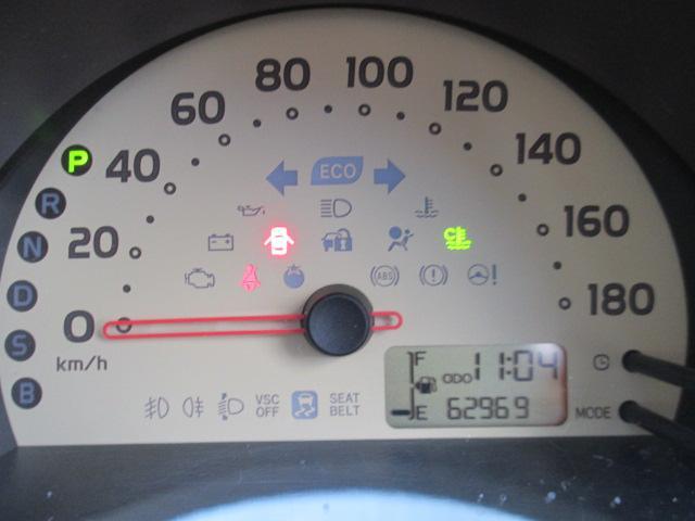 出来るだけ、高年式、低走行のお車の入庫を心がけています!走行6,3万キロ!