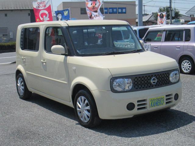 「日産」「キューブキュービック」「ミニバン・ワンボックス」「栃木県」の中古車2