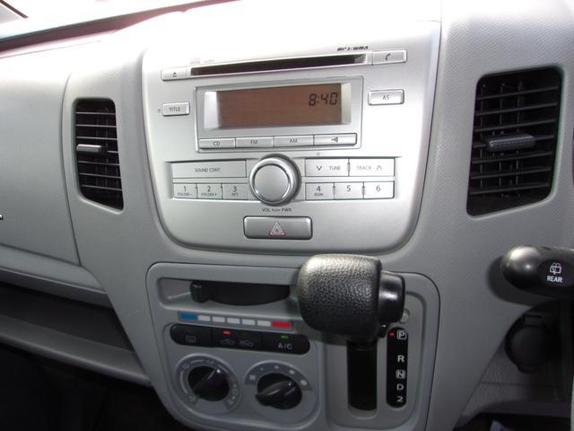 FX キーレス CD ベンチシート ABS オートマ(11枚目)