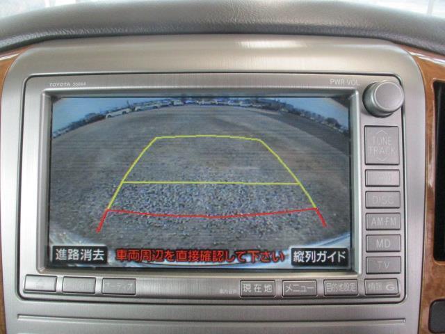 AX Lエディション サンルーフ フルセグ HDDナビ DVD再生 後席モニター バックカメラ ETC 両側電動スライド HIDヘッドライト 乗車定員8人 3列シート(13枚目)