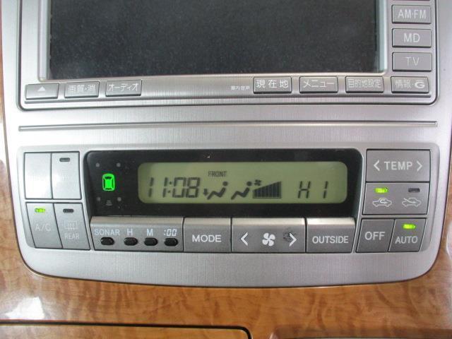 AX Lエディション サンルーフ フルセグ HDDナビ DVD再生 後席モニター バックカメラ ETC 両側電動スライド HIDヘッドライト 乗車定員8人 3列シート(14枚目)
