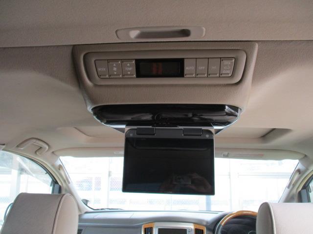 AX Lエディション サンルーフ フルセグ HDDナビ DVD再生 後席モニター バックカメラ ETC 両側電動スライド HIDヘッドライト 乗車定員8人 3列シート(18枚目)