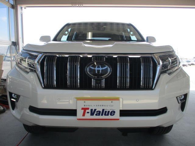 「トヨタ」「ランドクルーザープラド」「SUV・クロカン」「群馬県」の中古車11